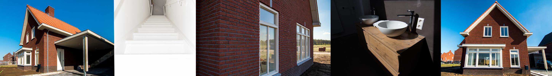 NRB Bouw BV - Projecten - Nieuwbouw woonhuis Oerle uitgelicht
