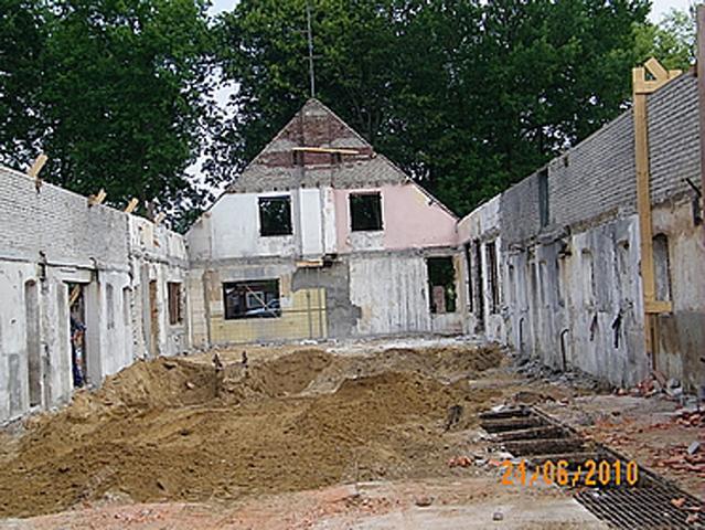 Renovatie boerderij esbeek bouwbedrijf nrb bouw bv vessem nb