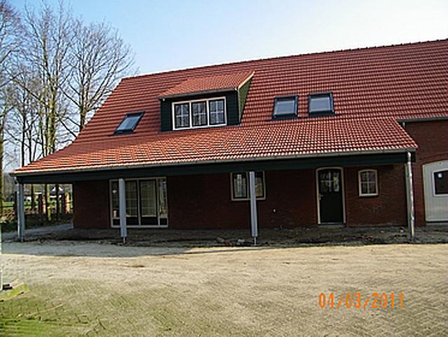 NRB Bouw BV - Projecten - Renovatie boerderij Esbeek