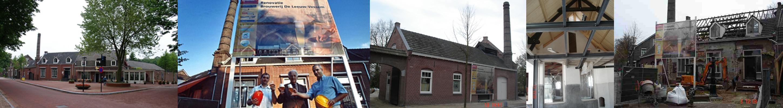 NRB Bouw BV - Projecten -Renovatie brouwerij De Leeuw Vessem uitgelicht