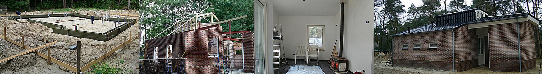 NRB Bouw BV - Projecten - Nieuwbouw recreatiewoning Helvoirt uitgelicht