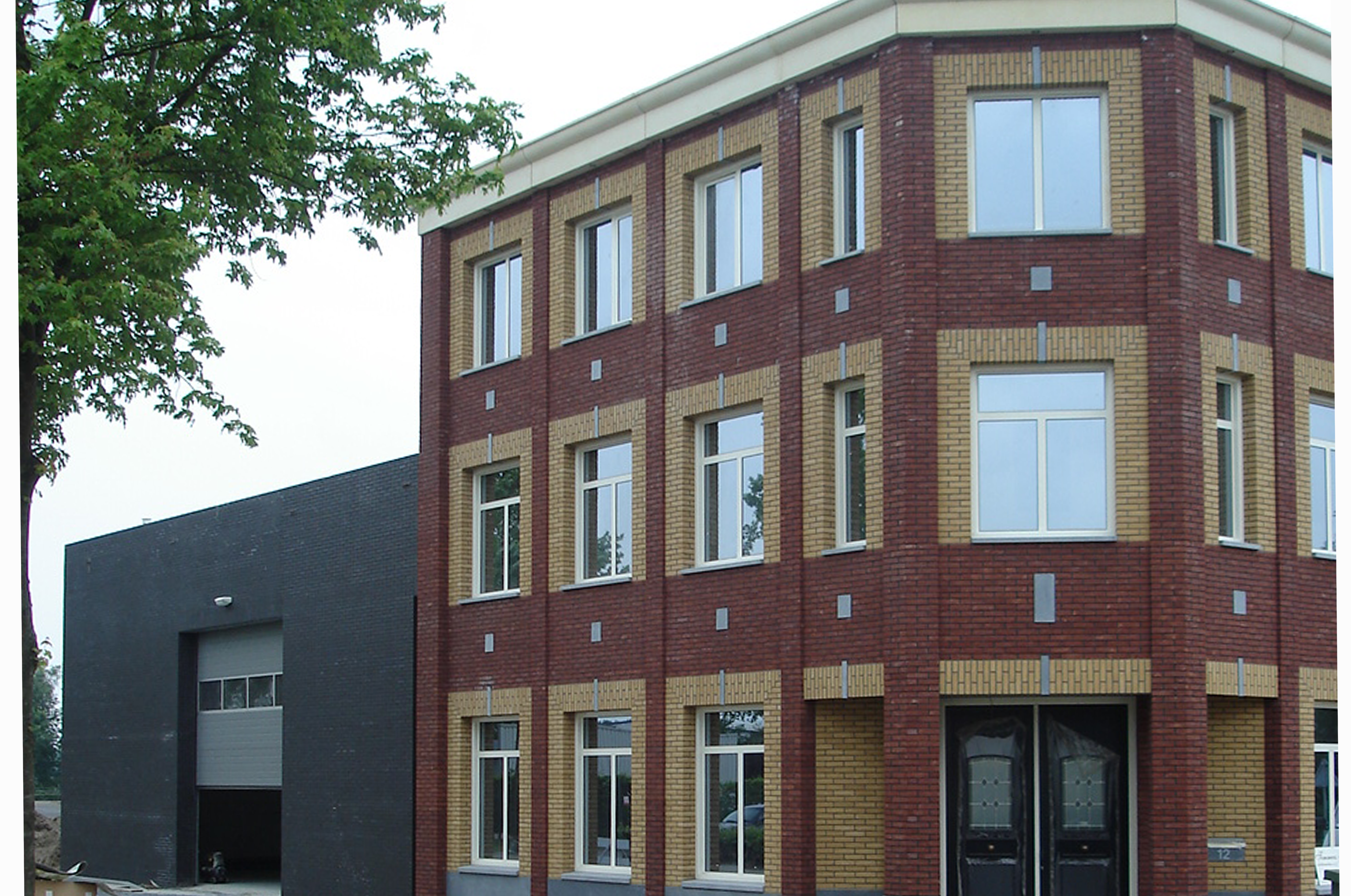 NRB Bouw BV - Diensten - Bedrijfsbouw