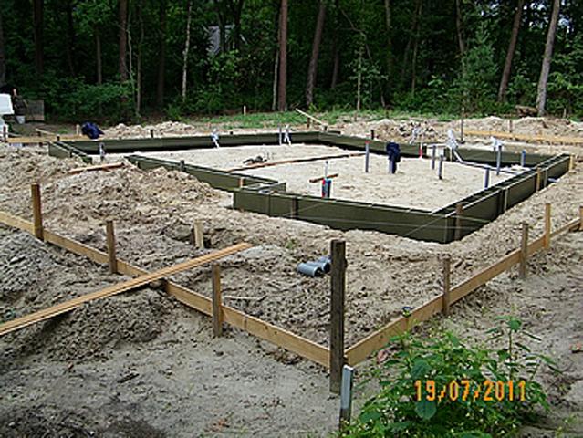 NRB Bouw BV - Projecten - Nieuwbouw recreatiewoning Helvoirt