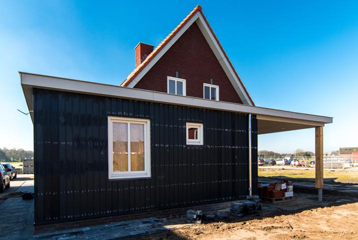 NRB Bouw BV - Projecten - Nieuwbouw woonhuis Oerle