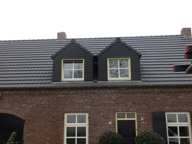 NRB Bouw BV - Projecten - Renovatie dak boerderij Diessen